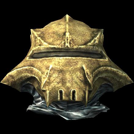 Костяной шлем (Skyrim)