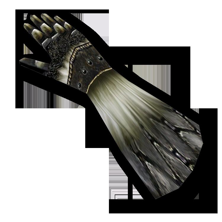 Северные кольчужные перчатки