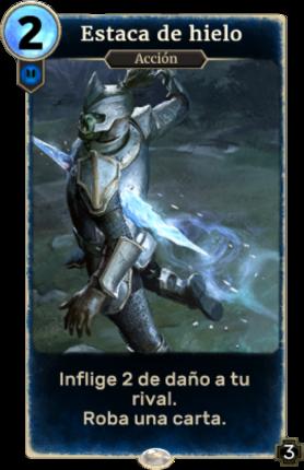 Estaca de hielo (Legends)