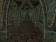 Mournhold Royal Palace Reception Area Exterior
