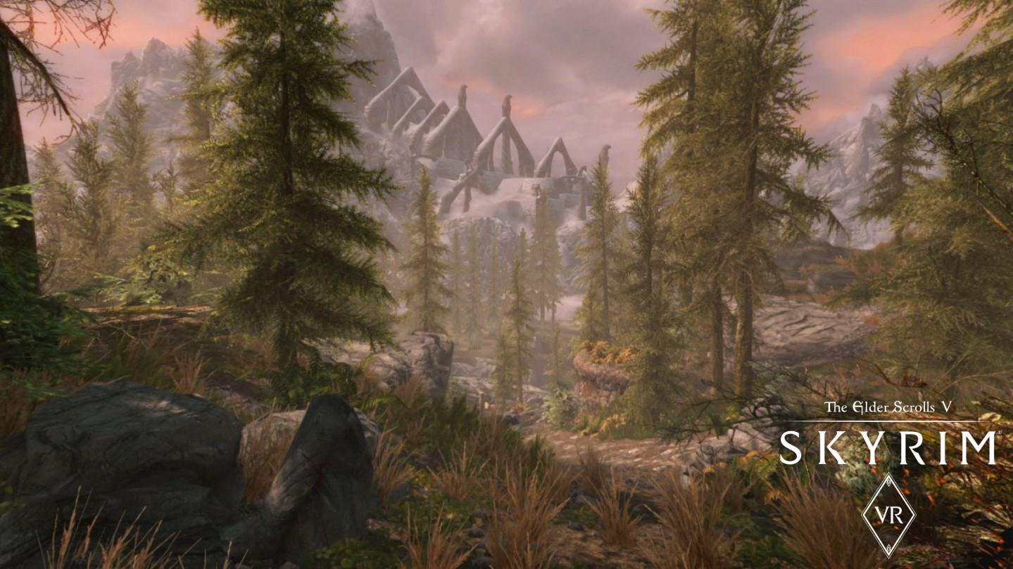 La Grey Zuliana/Lanzamiento de Skyrim VR para PC a través de SteamVR