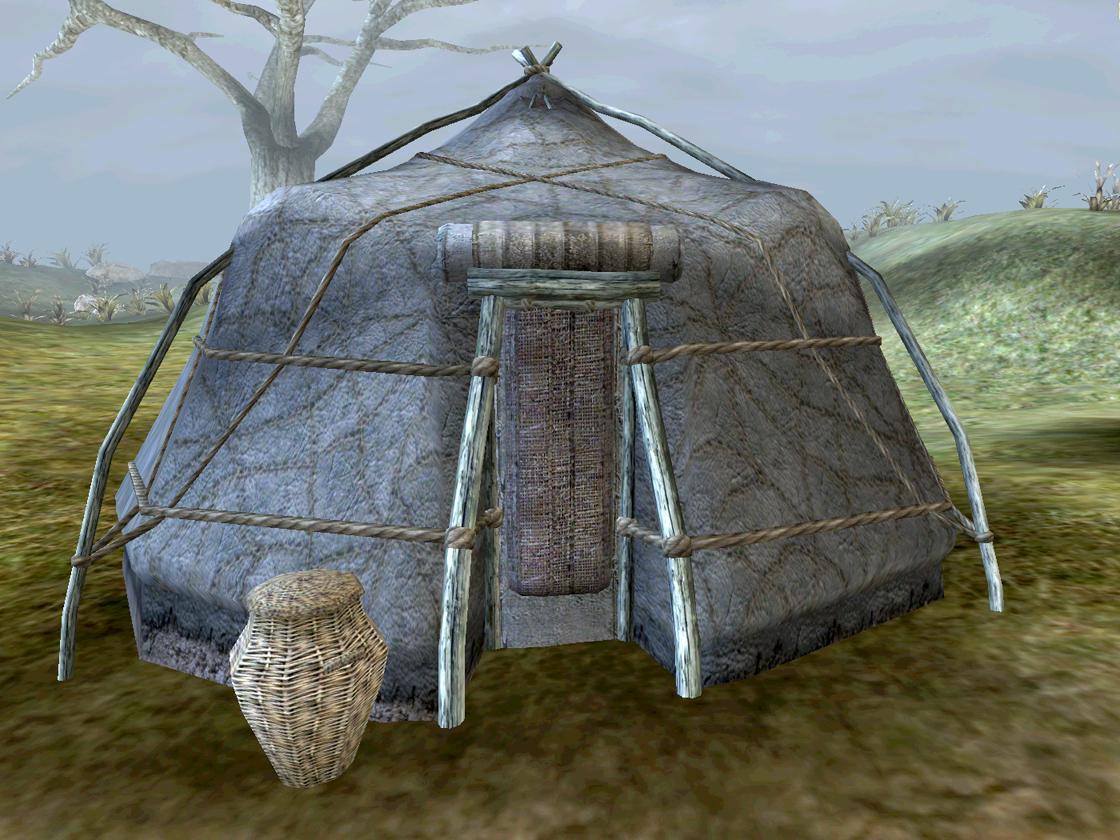 Ababael Timsar-Dadisun's Yurt