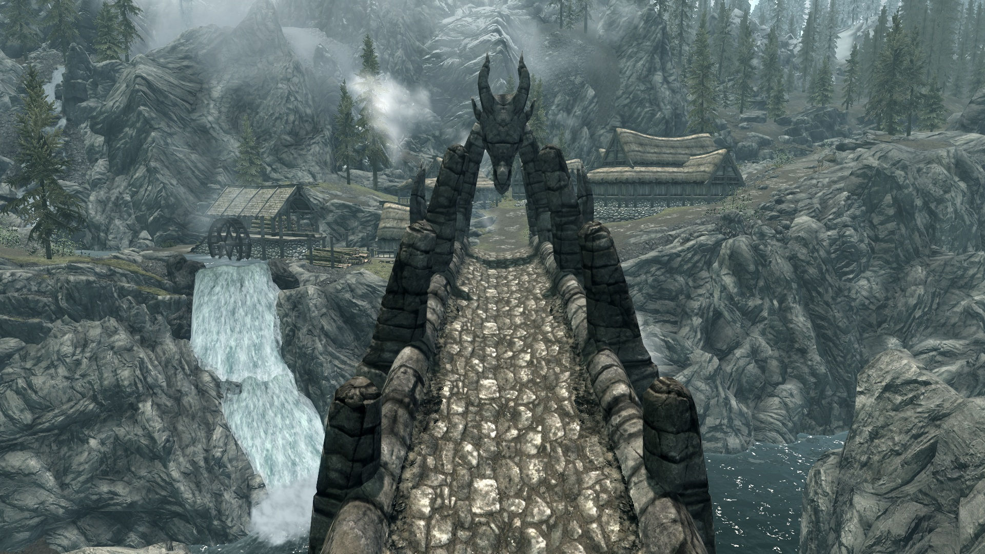 Dragon Bridge (Skyrim)