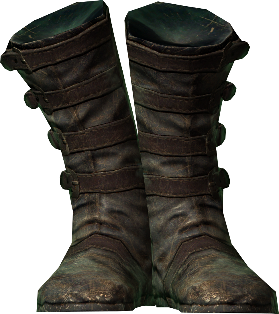 Guild Master's Boots