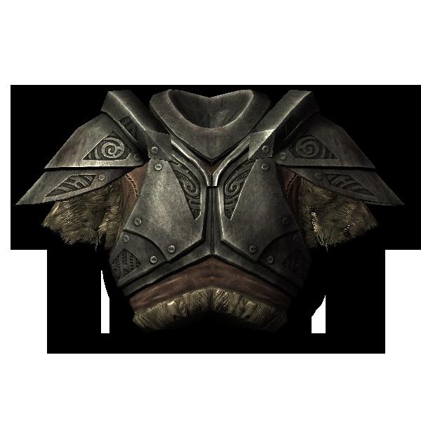 Стальная броня (Skyrim)