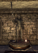 Ators Oasis Statue