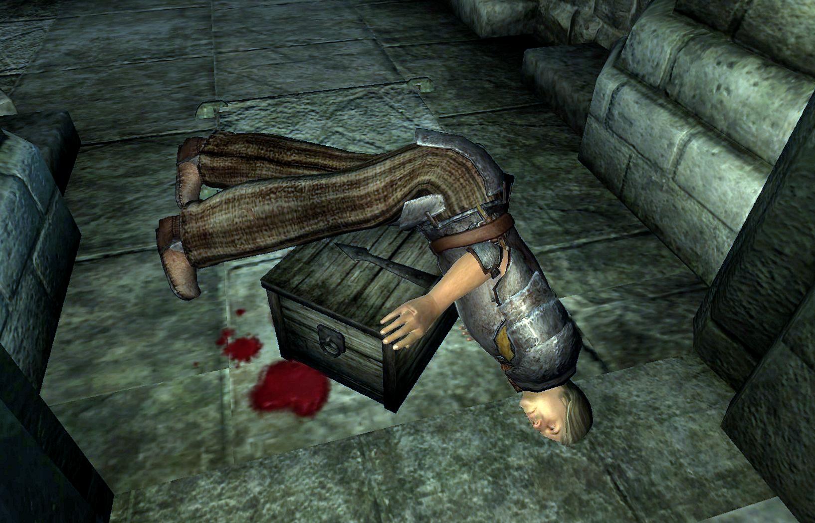 Dead Marauder