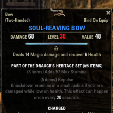 Draugrs Heritage - Soul-Reaving Bow 30.png