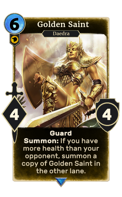 Golden Saint (Legends)