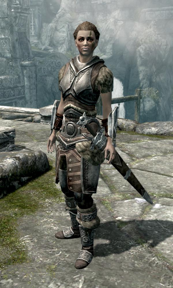 Grim Shieldmaiden