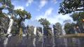 Group of Waterfalls at Lake Amaya Basin