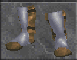 Leather Boots (Daggerfall)
