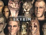 Races (Skyrim)