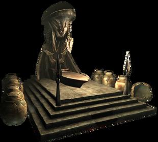 Святилище Намиры 001