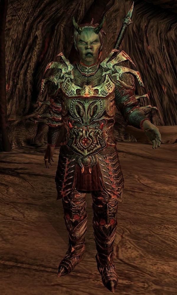 Sigil Keeper (Oblivion)