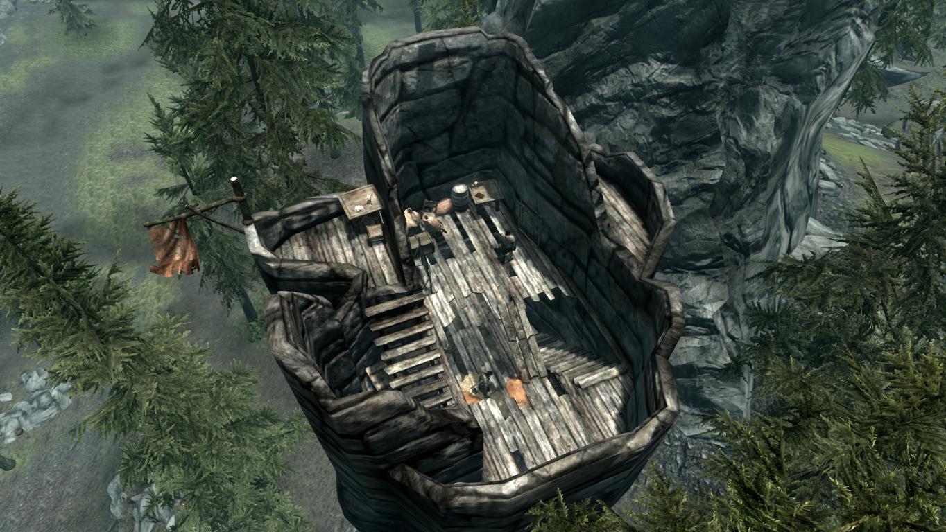 Башня Баннермист