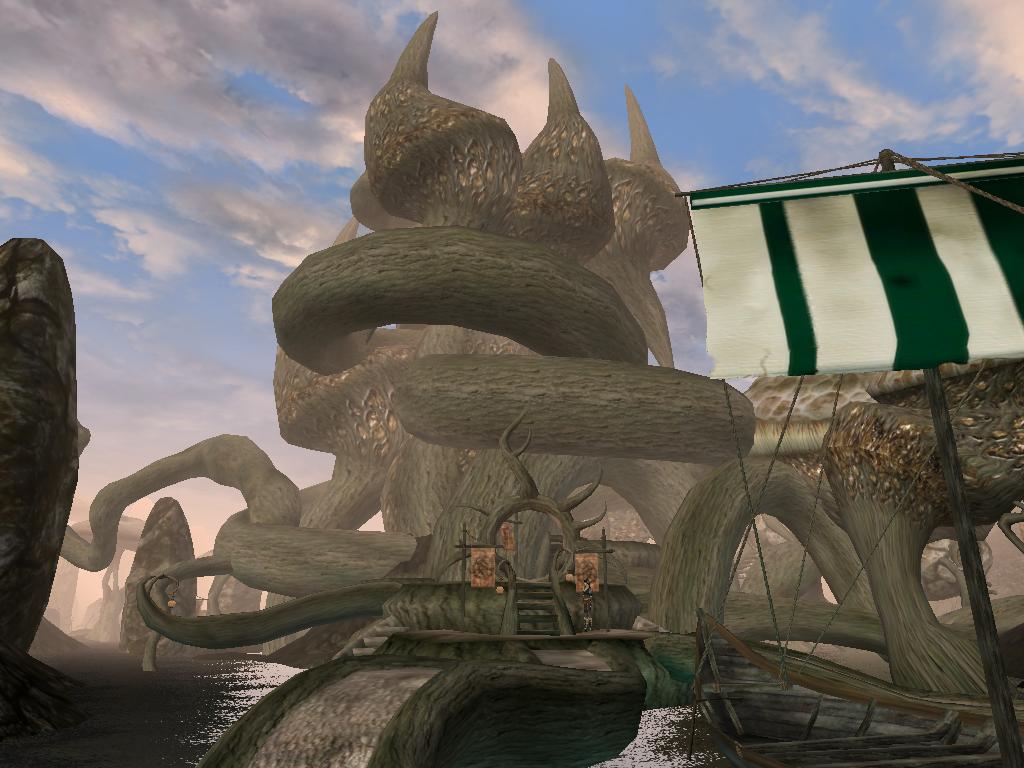 Тель Мора (Morrowind)