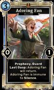 Adoring Fan (Legends) DWD