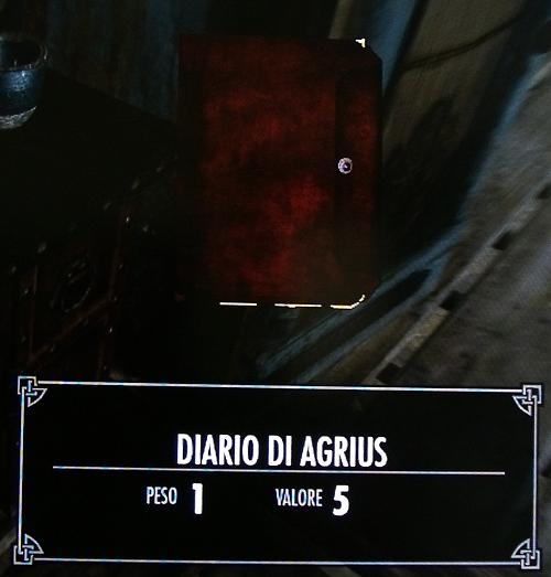 Diario di Agrius