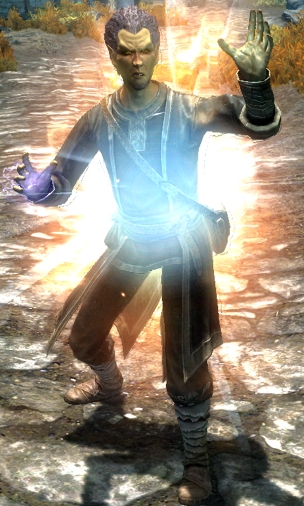 Insane College Wizard