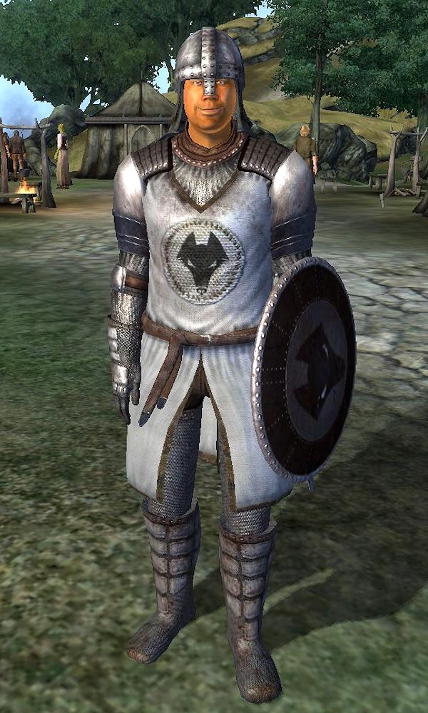 Kvatch Soldier (Oblivion)