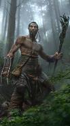 Wood Elf avatar 1 (Legends)