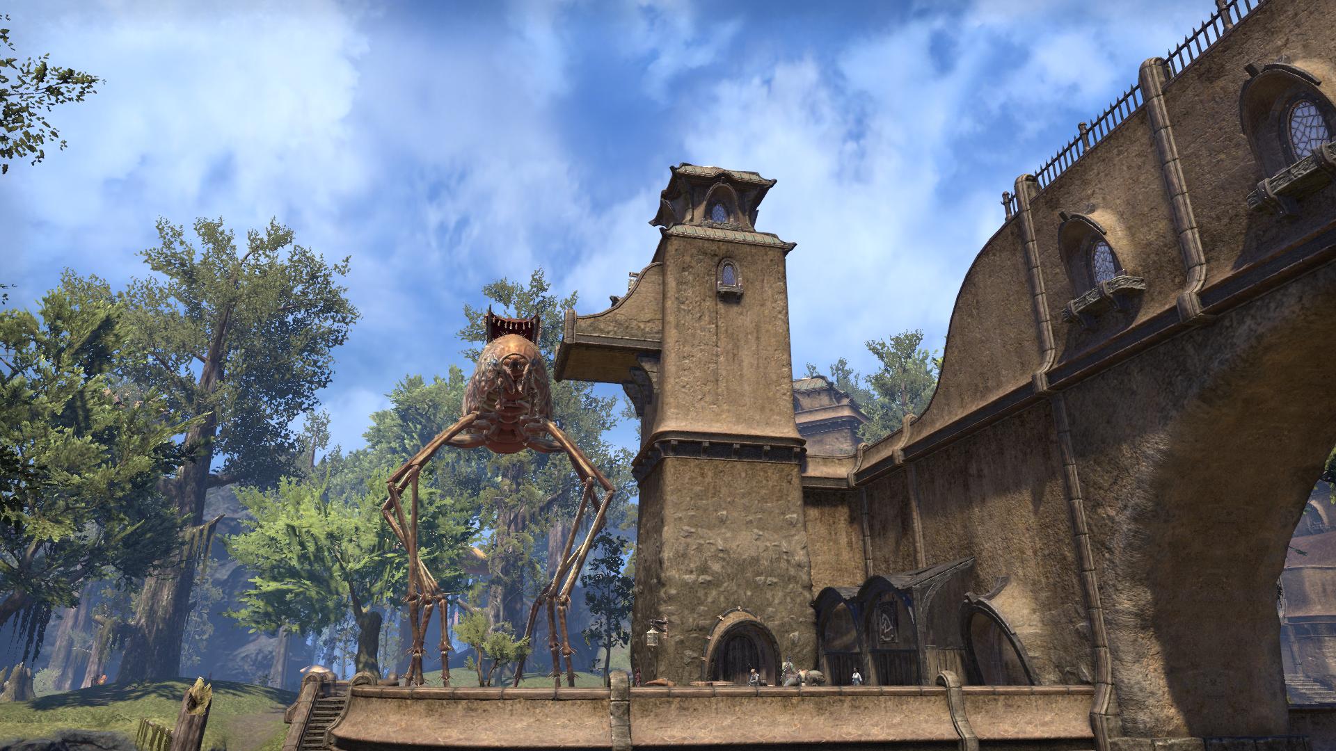 Башня караванщика (Балмора)