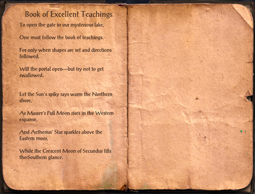 Book of Excellent Teachings