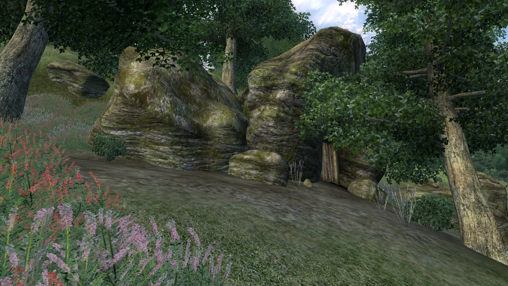 Bramblepoint Cave