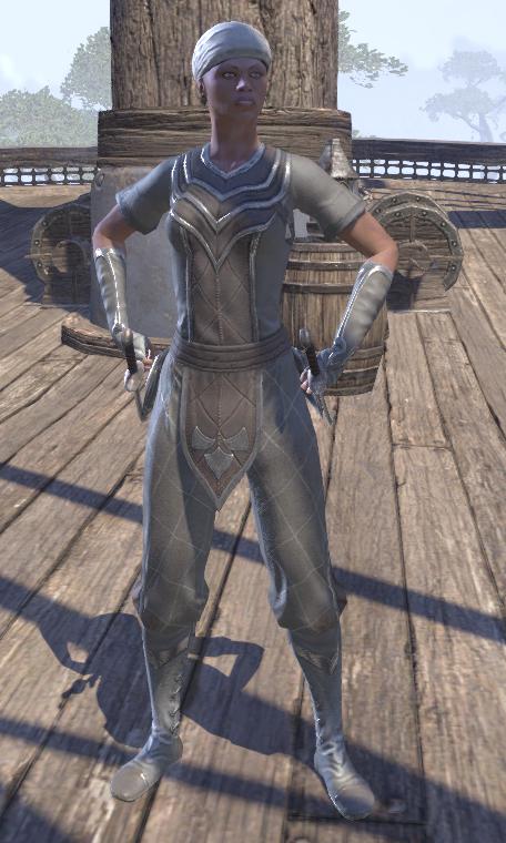 Captain Ahnu