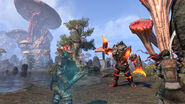 Morrowind combat