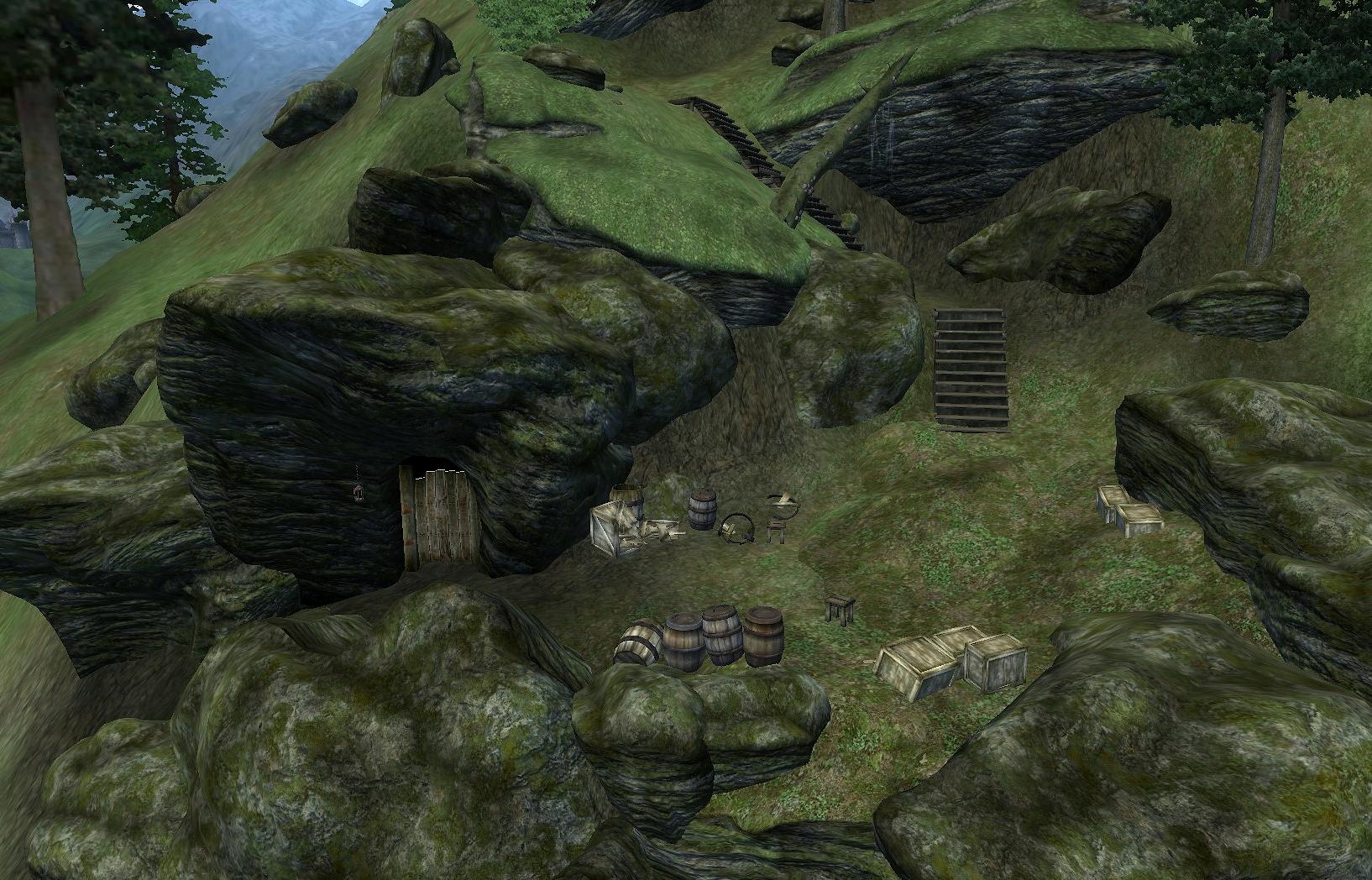 Squandered Mine