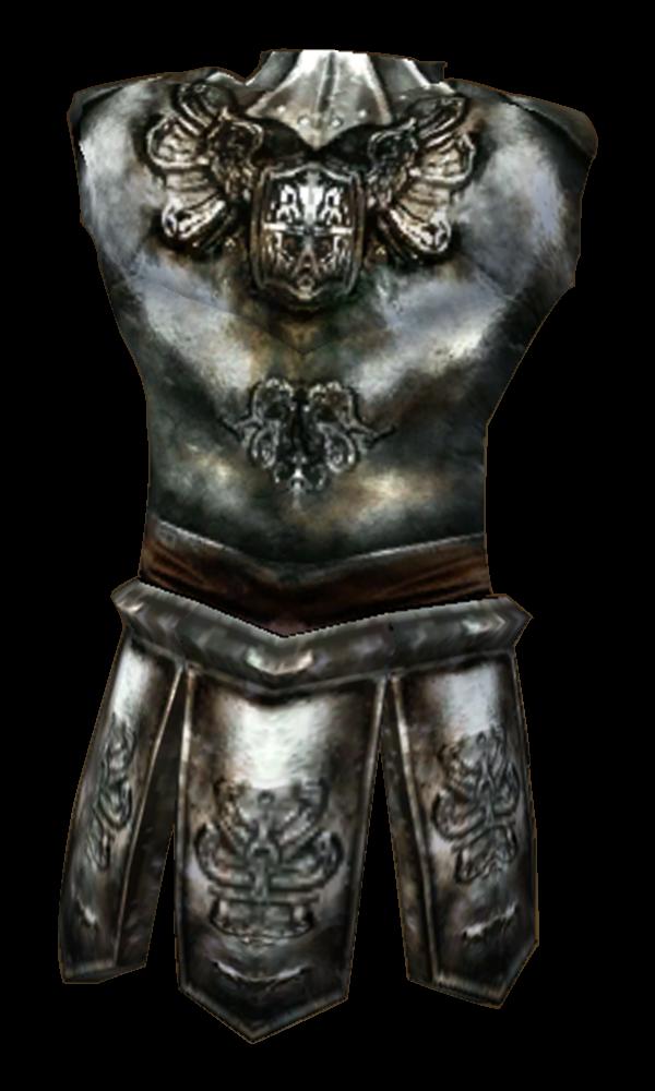 Steel Cuirass (Morrowind)