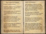 The Legend of Vastarie