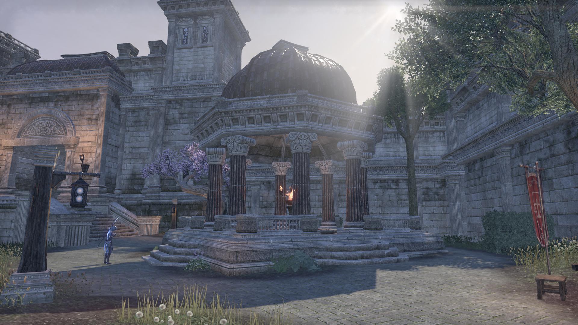 Дорожное святилище Опустошённого города
