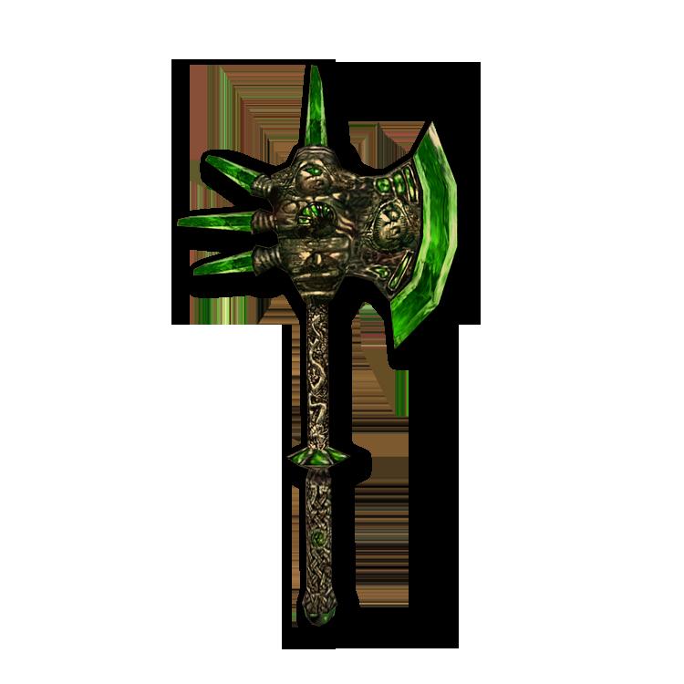 Стеклянный топор (Morrowind)