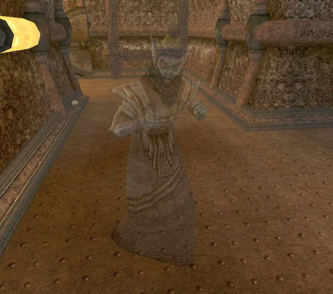Гном-призрак