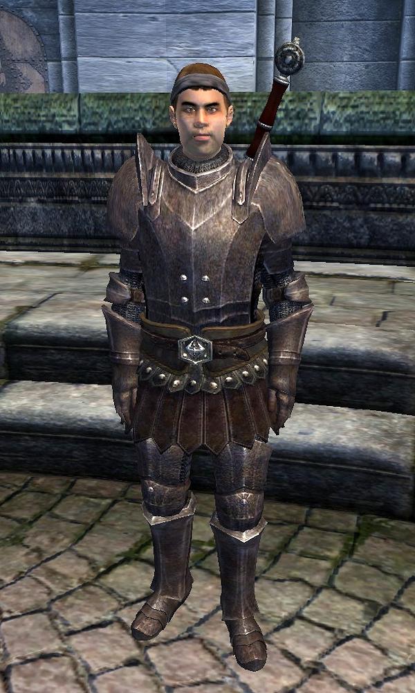 Imperial Legion Captain