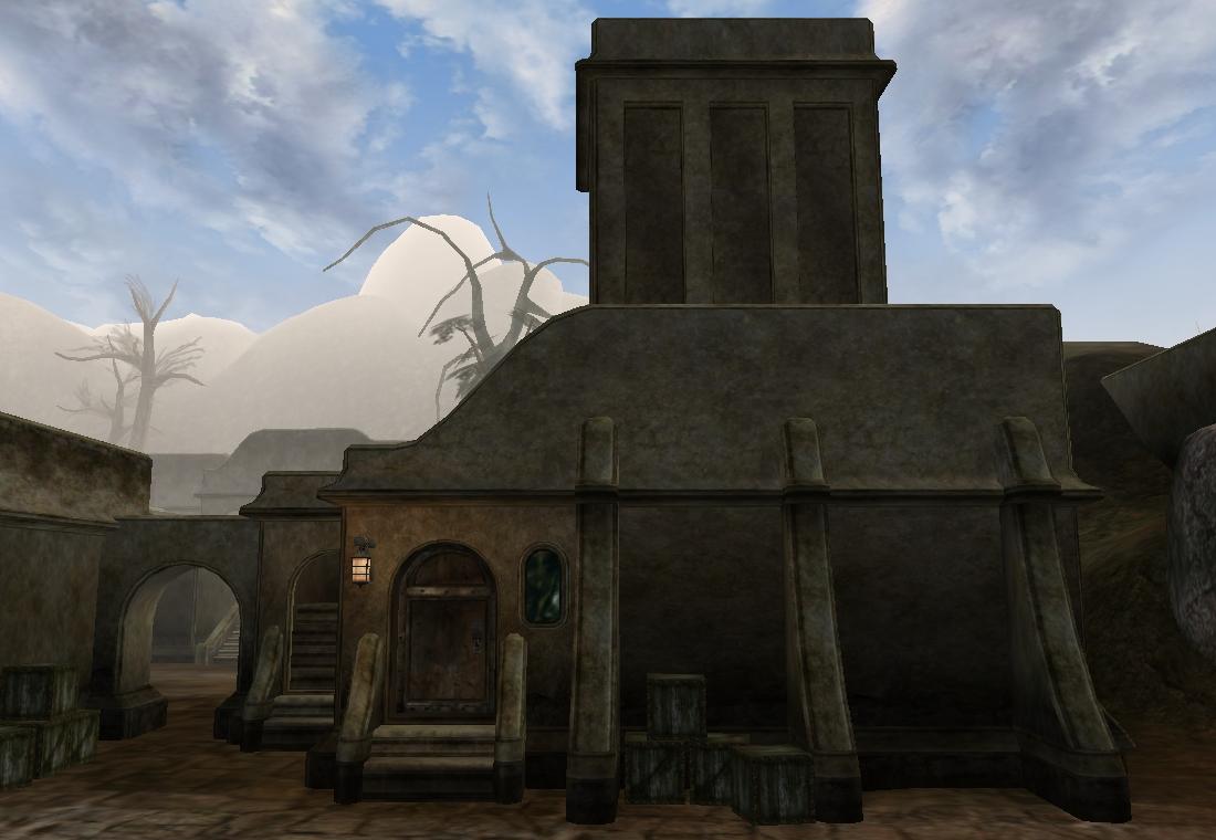 Dura gra-Bol's House