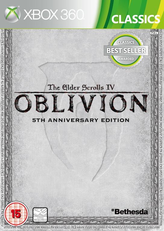 Kacj321/Oblivion 5th Anniversary Arrives in Europe