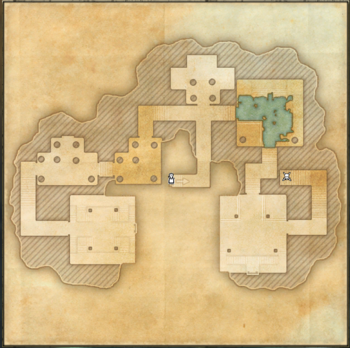 Temple map