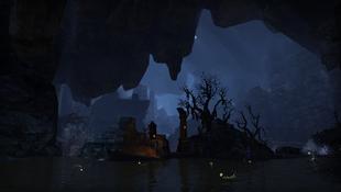 Пещера Судьба тени