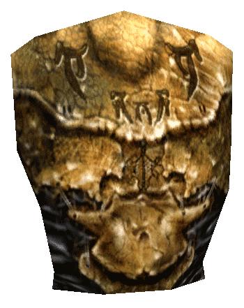 Armun-An Bonemold Cuirass