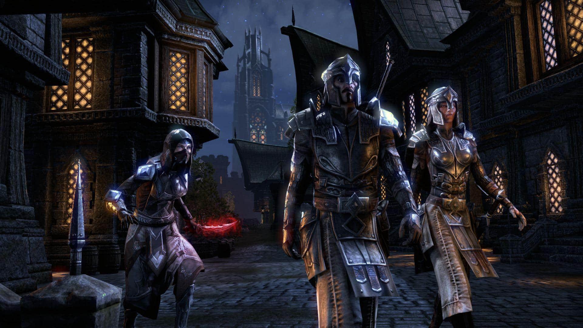 Dark Brotherhood (Online Skill Line)