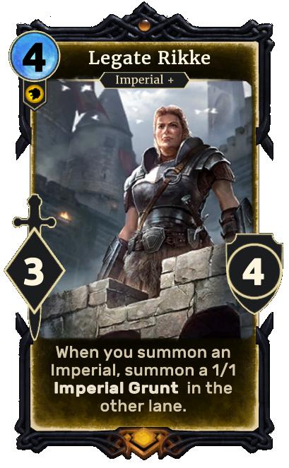 Legate Rikke (Legends)
