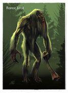 Troll 3 (Conceptart) by Ray Lederer