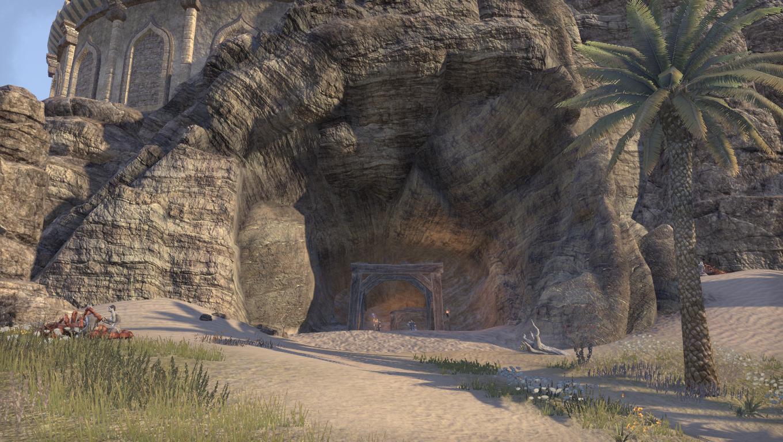 Береговая пещера