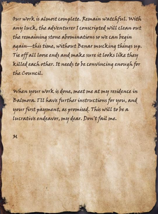Assassin's Orders