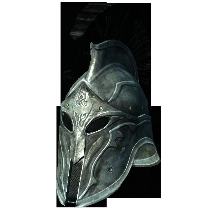 Имперский шлем (закрытый)