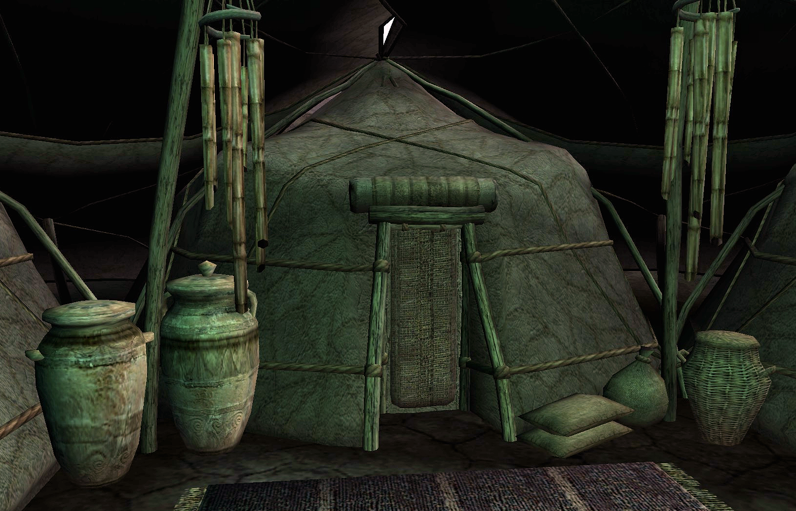 Ashkhan's Yurt (Urshilaku)